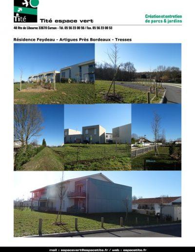 Résidence Feydeau - Artigues près de Bordeaux