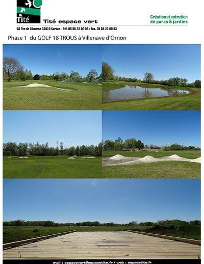 Golf 18 Ttrous - Villenave d'Ornon